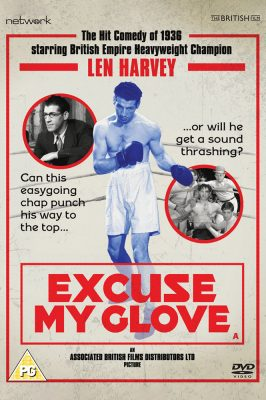 Excuse My Glove movie poster