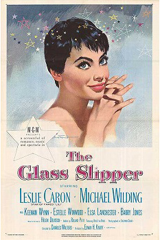 The Glass Slipper movie poster
