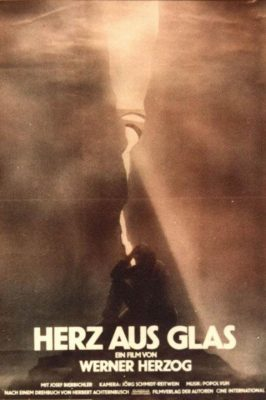Heart of Glass movie poster