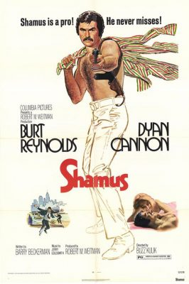 Shamus movie poster