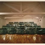 Sight, Installation in the Anthony Giordano Gallery, Islip Art Museum, New York, 1996